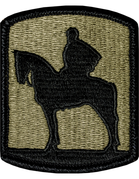 116th Infantry Brigade Combat Team OCP Multicam Patch