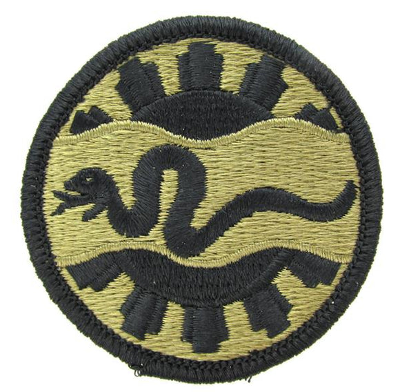 116th ACR (Armored Cavalry Regiment) OCP Patch - Scorpion W2
