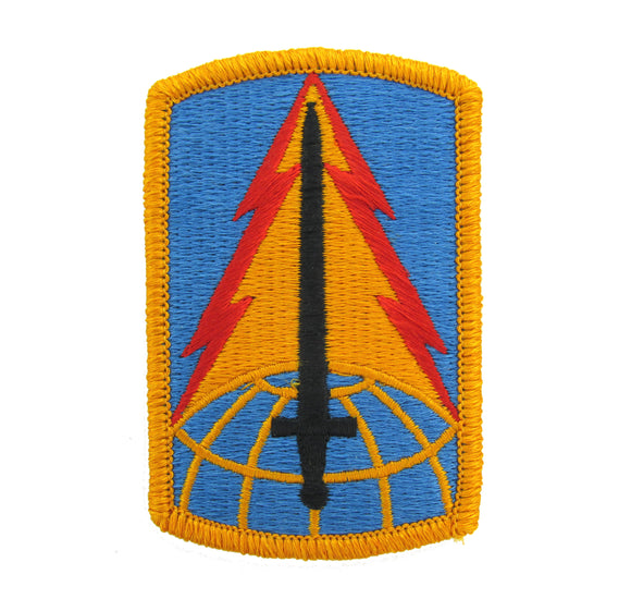 116th Military Intelligence Brigade Patch