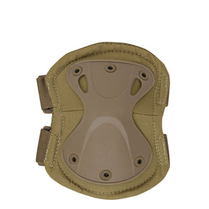 Rothco Low Profile Tactical Elbow Pads Coyote Brown