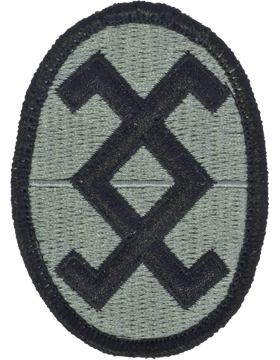 120th Regional Readiness Command - ARCOM ACU Patch  - Closeout Great for Shadow Box