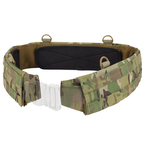 Condor Slim Battle Belt Multicam