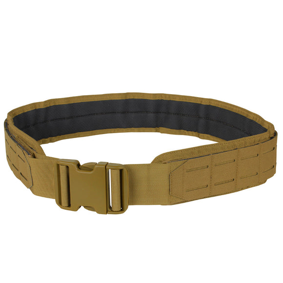 Condor LCS Gun Belt Coyote Brown