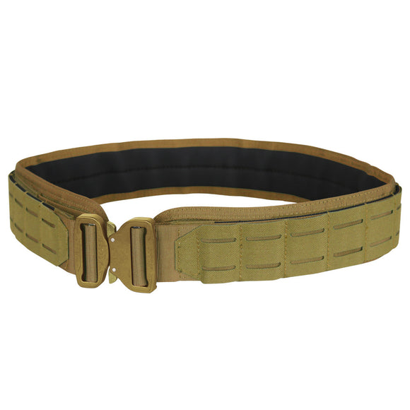 Condor LCS Cobra Gun Belt Coyote Brown