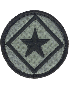 122nd Regional Readiness Command - ARCOM ACU Patch - Closeout Great for Shadow Box