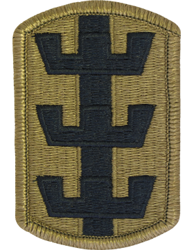 130th Engineer Brigade OCP Multicam Patch