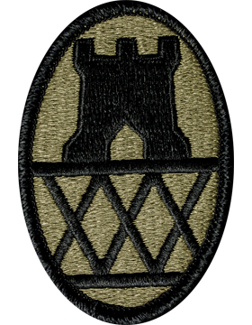 130th Maneuver Enhancement Brigade OCP Multicam Patch
