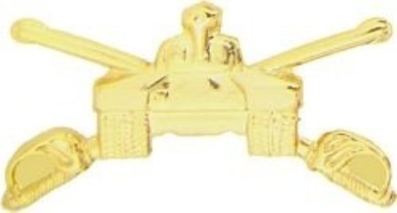 Armored Insignia Pin