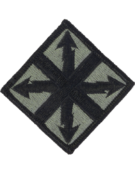 142nd Signal Brigade ACU Patch - Foliage Green - Closeout Great for Shadow Box