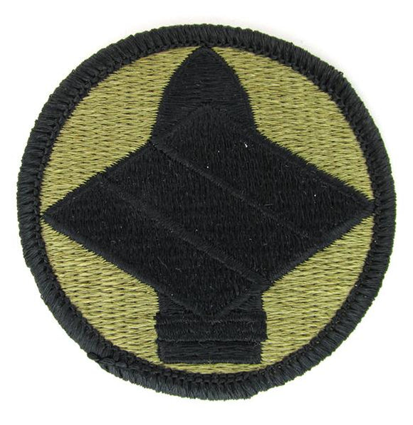 142nd Field Artillery Brigade OCP Patch