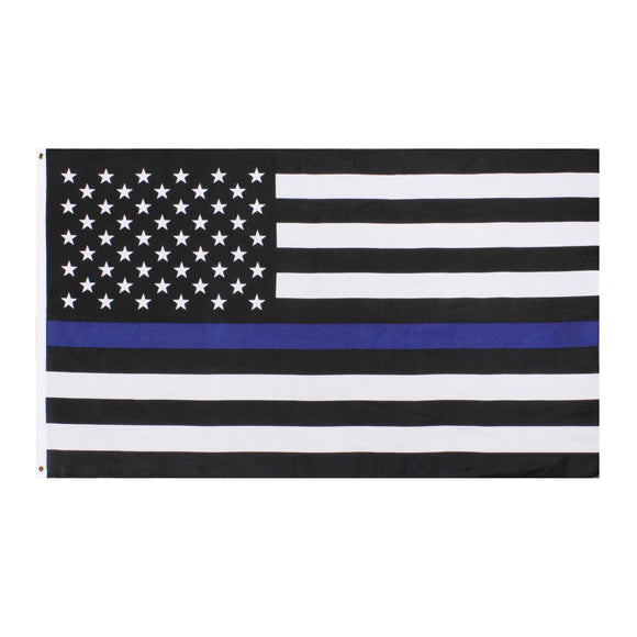 Rothco Thin Blue Line U.S. Flag