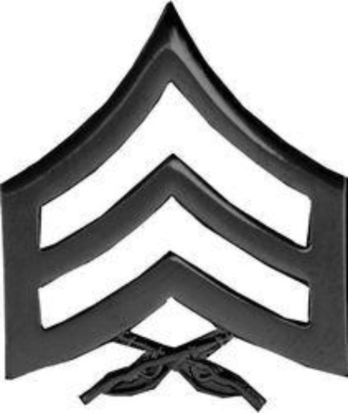 United States Marine Corps Sergeant Stripes Pin