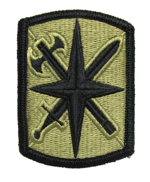 14th Military Police Brigade OCP Patch