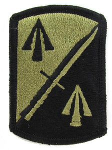 158th Infantry Brigade OCP Patch - Scorpion W2