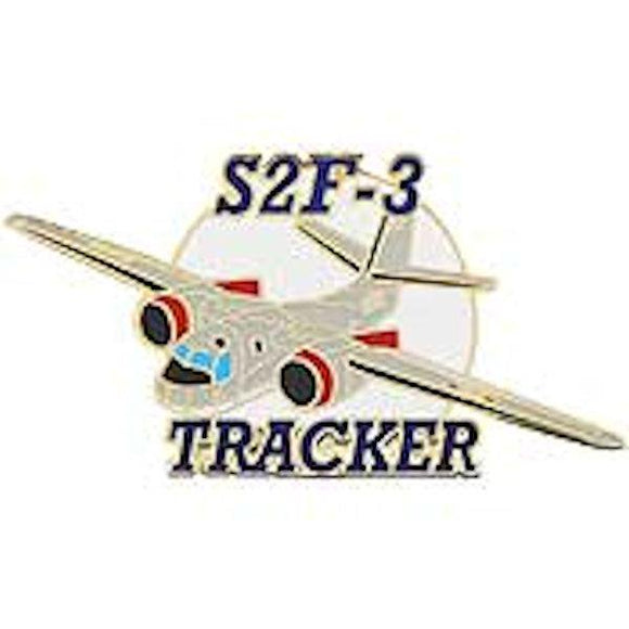 S2F-3 Tracker Military Hat Pin