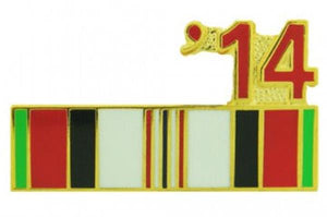 2014 Afghanistan Ribbon Pin