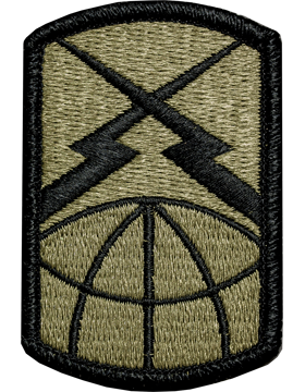 160th Signal Brigade OCP Multicam Patch