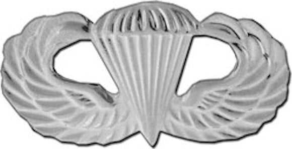 Paratrooper Wings Pin - Airborne Hat Pin