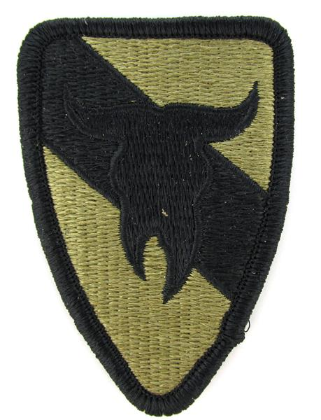 163rd ACR (Armored Cavalry Regiment) OCP Patch