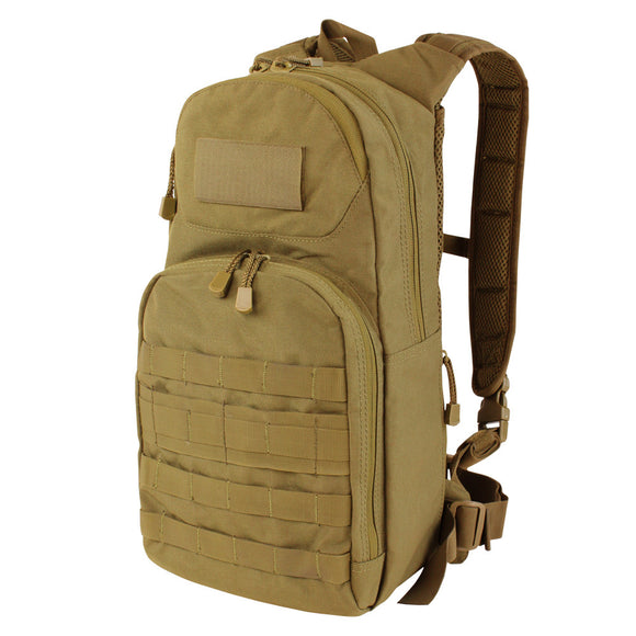 Condor Fuel Hydration Pack Coyote Brown