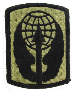 166th Aviation Brigade OCP Patch - Scorpion W2