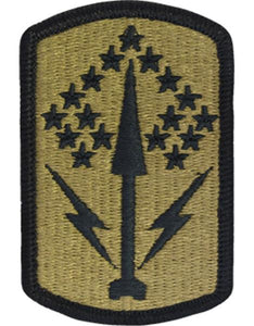174th Air Defense Artillery Brigade (ADA) Multicam  OCP Patch
