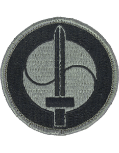 175th Finance Center ACU Patch - Foliage Green - Closeout Great for Shadow Box