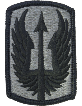 185th Aviation Brigade ACU Patch - Foliage Green - Closeout Great for Shadow Box