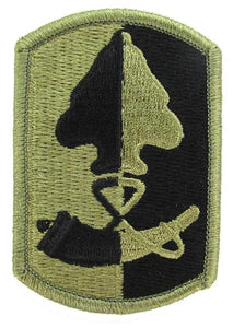 187th Infantry Brigade OCP Patch - Scorpion W2
