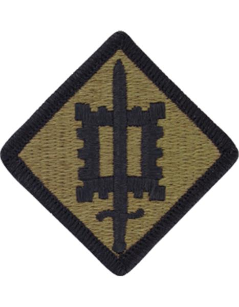 18th Engineer Brigade Multicam  OCP Patch