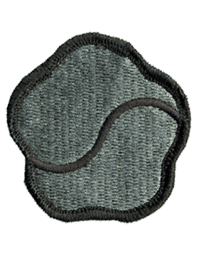 19th Support Command ACU Patch - Foliage Green - Closeout Great for Shadow Box