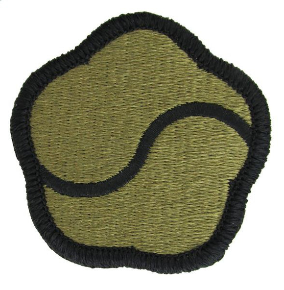 19th Support Command OCP Patch - Scorpion W2