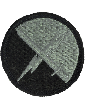 1st Information Operations Command ACU Patch Foliage Green  - Closeout Great for Shadow Box