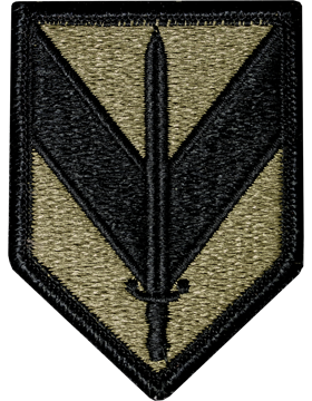 1st Sustainment Brigade Army OCP Multicam Patch