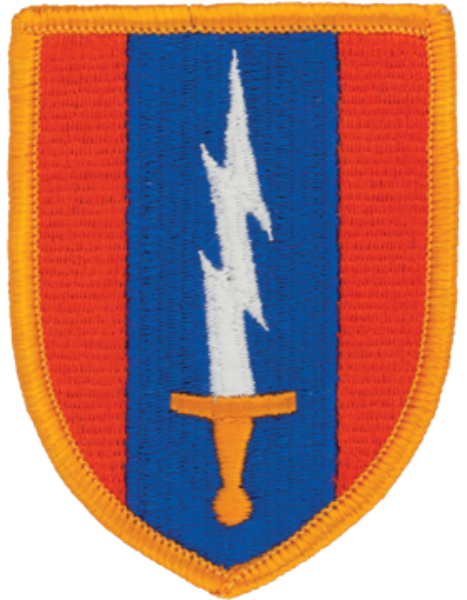 1st Signal Brigade Patch