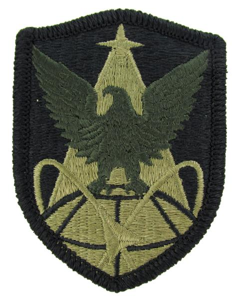 1st Space Brigade OCP Patch