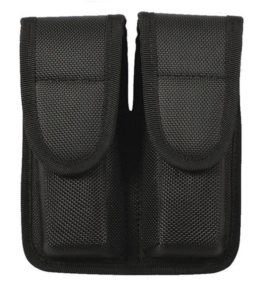 Enhanced Molded Dual Magazine Pouch - BLACK
