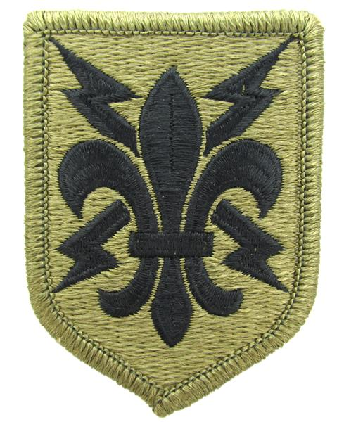 205th Military Intelligence OCP Patch - Scorpion W2