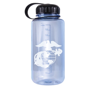 Rothco Military Logo BPA Free Water Bottle - 32 Ounces USMC