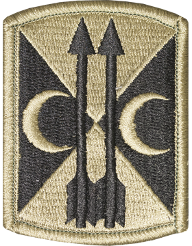 212th Field Artillery Brigade OCP Patch