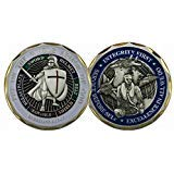 Put on the Whole Armor of God Ephesians 6:13:17 Airman Challenge Coin