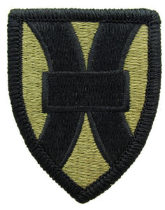 21st Support Command OCP Patch - Scorpion W2