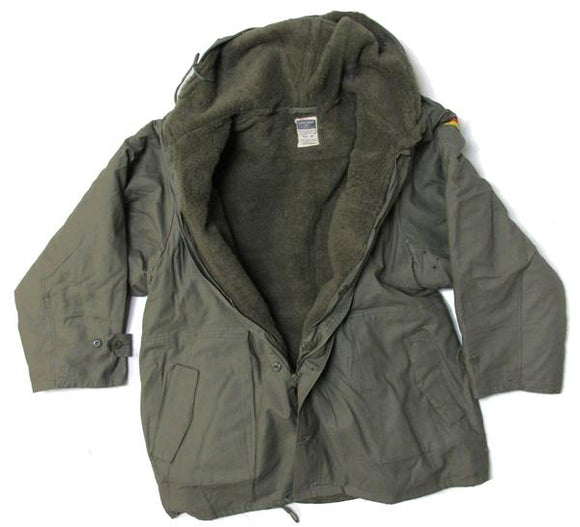 Reproduction Bundeswehr German Army Parka with Liner