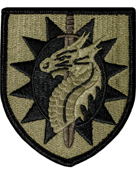 224th Sustainment Brigade OCP Multicam Patch