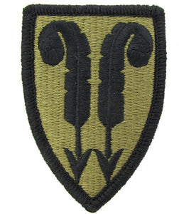 22nd Support Brigade OCP Patch - Scorpion W2