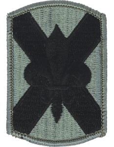 256th Infantry Brigade ACU Patch - Foliage Green  - Closeout Great for Shadow Box