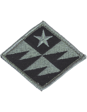 261st Signal Brigade ACU Patch Foliage Green  - Closeout Great for Shadow Box