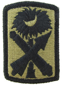 263rd ADA (Air Defense Artillery) OCP Patch - Scorpion W2