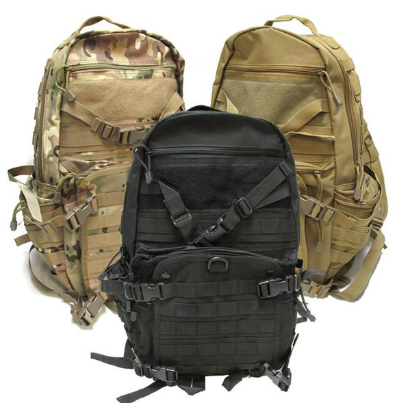 Military Uniform Supply Military Rifle Patrol Backpack