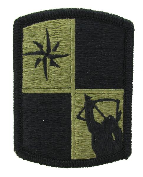 287th Sustainment Brigade OCP Patch - Scorpion W2
